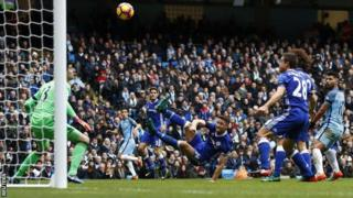 Chelsea na Manchester City