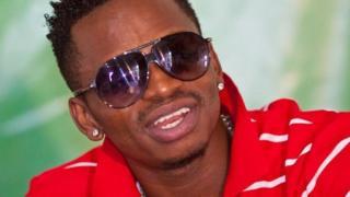 Tanzania musician Diamond Platnumz