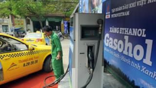 Trạm xăng ở Việt Nam