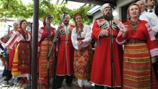 Государственный хор Донских казаков