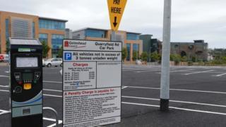 Quarryfield Road car park