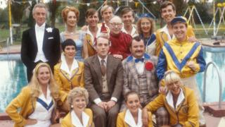 Cast of Hi-De-Hi!