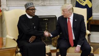 Trump and Buhari