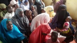 Mata masu cutar HIV a Nijeriya