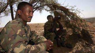 Itoobiya oo ciidamadeeda ka saaraysa xuduudda Eritrea