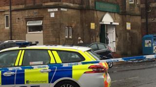 Mosque brawl