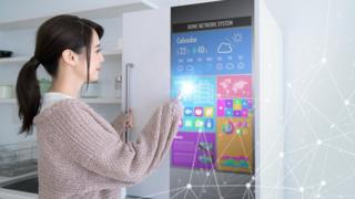Tweeting from your fridge: The smart tech getting smarter