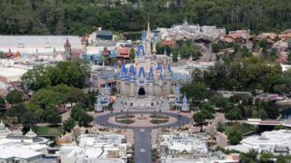 Walt Disney World in Florida remains shut