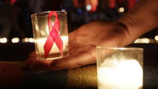 菲律賓馬尼拉紀念艾滋病受害者活動(資料圖片)