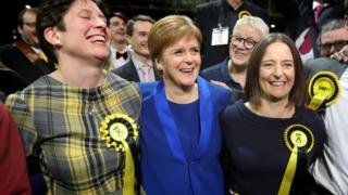 Election results 2019: A constitutional collision course in Scotland