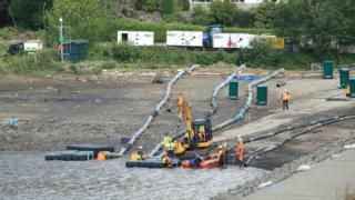 Pumping operation