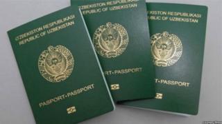 Oʻzbek pasporti