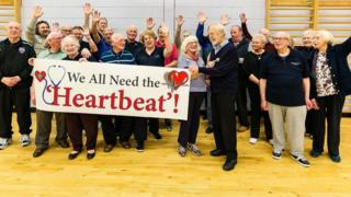 Highland Heartbeat Centre campaigners