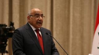 رئيس الوزراء العراقي يختار خمسة وزراء من المتقدمين عبر الإنترنت