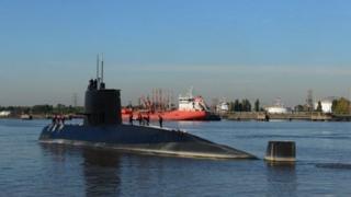 Це найновіший підводний човен аргентинського флоту
