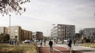 Barton Park housing development plan