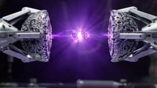 One of the Infinity Stones in the Marvel Cinematic Universe (Marvel Studios)
