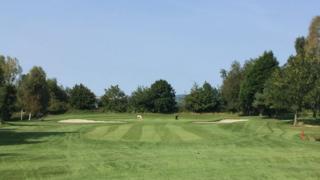 Peterstone Lakes Golf Club