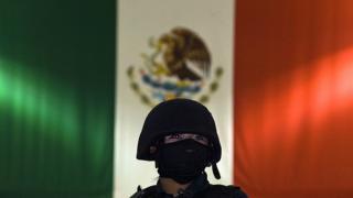 Soldado de México