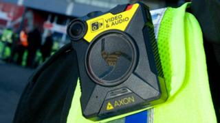 Body cams are regularly worn by police officers and emergency services