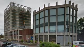 Carlisle Civic Centre