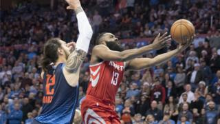 Houston a mis fin à une série de cinq défaites d'affilée dans la Conférence ouest.
