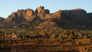Short Creek Arizona
