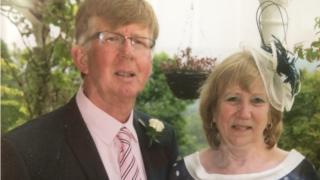 Christine and Paul Bexon