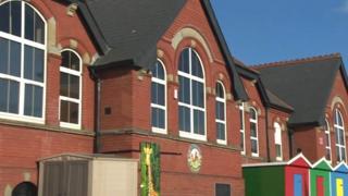 Ysgol St Baruc, Barry, Vale of Glamorgan