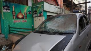 Locals in Kanpur say police vandalised cars