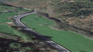 A5 near Swallow Falls, Conwy