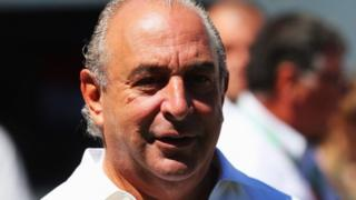 Sir Philip Green