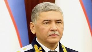 ДХХ раиси Ихтиёр Абдуллаев