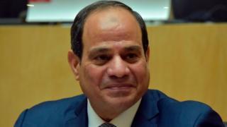 Le président égyptien Abdel Fattah al-Sisi