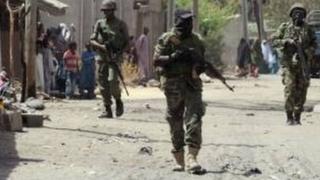 Sojoji sun sha alwashin kawo karshen Boko Haram