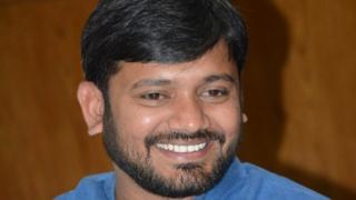 कन्हैंया कुमार