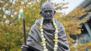 GandhiStatue