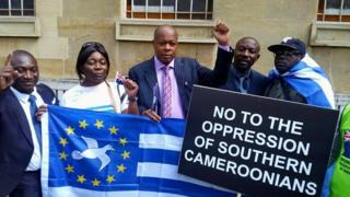 Awọn ti wọn n ja fun ominira agbegbe to wa fun awọn eledee-Gẹẹsi ni Cameroon