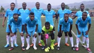 Abakinyi ba LLB ubu baza kw'isonga mw'ihiganwa ry'umupira w'amaguru mu Burundi