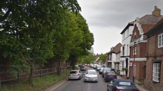 High Street, Wingham
