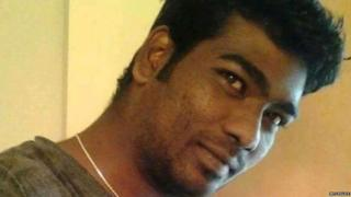 Arunesh Thangarajah died early on Sunday at the junction between Upper Green East and Montrose Gardens in Mitcham