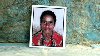 Fotografia de Jitendra, morto após ser espancado na Índia