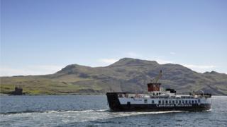 Kilchoan-Tobermory ferry