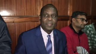 Muhubiri mwenye utata Gilbert Deya kwenye mahakam Kenya ambapo ameshtakiwa kwa makosa ya ulanguzi wa binadamu