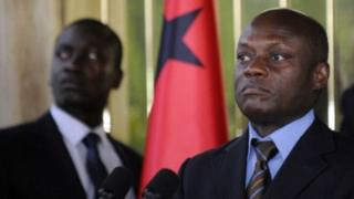Cinq blessés sont dans un état grave, selon le correspondant de la BBC à Bissau.