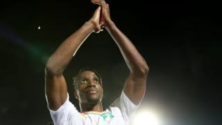 Wilfried Zaha, le buteur de la qualification pour la Côte d'Ivoire