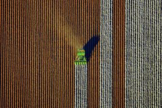 A series of aerial photos capture a rarely seen perspective of Australia's most remote rural areas