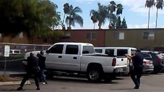 Стрельба в Сан-Диего