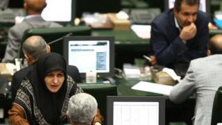 نامه نمایندگان مجلس در صحن علنی قرائت شد