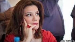Gültəkin Hacıyeva, AŞPA, sanksiyalar, Milli Şura